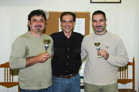 Σουλάνδρος, Πρωταθλητής Χειμώνα 2008, Λεκάκης, Αντιπρόεδρος Σωματείου, Χατζημιχάλης, finalist!